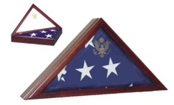 Presidential Flag Display Case image