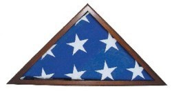 Veteran Flag Display Case image