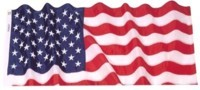 American FlagAvailable in several sizes to fit your budget and every need
